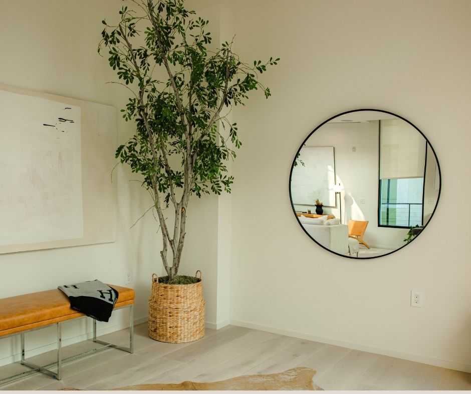 Buy mirrors to create magic in home