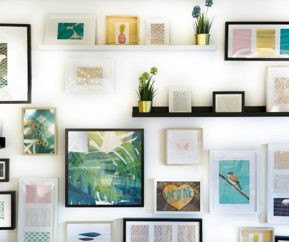 Create a Gallery Wall